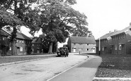 Merrow, Three Gates c.1955