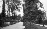 Merrow, Trodds Lane 1936