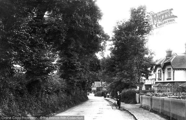 Photo of Merrow, Village 1907