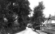 Merrow, Village 1907