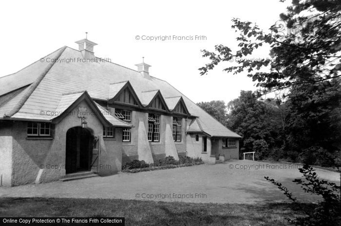 Photo of Merrow, Village Hall 1913