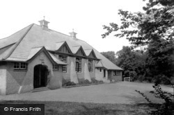 Merrow, Village Hall 1913