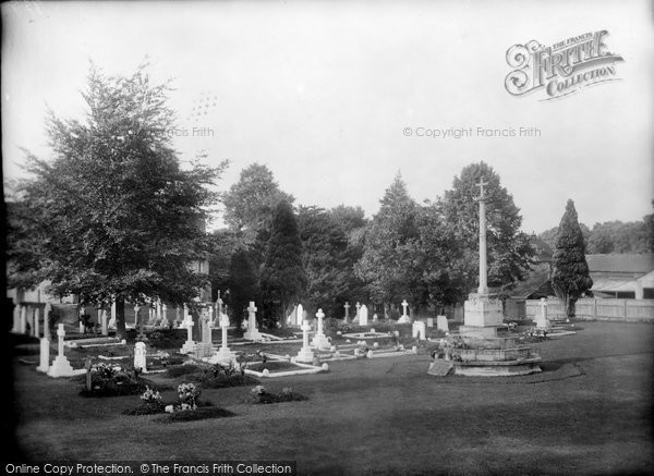 Photo of Merrow, War Memorial 1927
