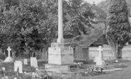 Merrow, War Memorial 1927
