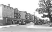 Merstham, Portland Drive c1965