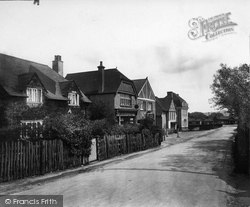 Merstham, Station Approach 1932