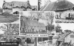 Composite c.1955, Merthyr Mawr