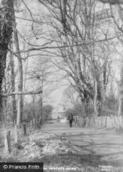 Rectory Road c.1955, Merthyr Mawr