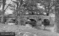 The Bridge c.1955, Merthyr Mawr