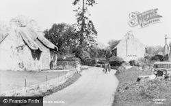 The Cottages c.1950, Merthyr Mawr