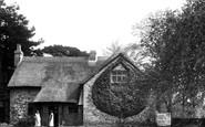 Merthyr Mawr, The Old Church School 1937