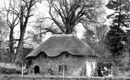 Merthyr Mawr, the Post Office 1937