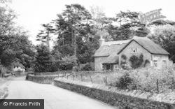 The Village c.1960, Merthyr Mawr