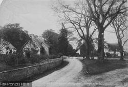 Village 1898, Merthyr Mawr