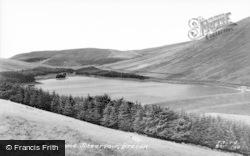 Merthyr Tydfil, Beacons Reservoir c.1960