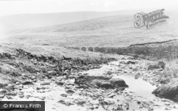 Merthyr Tydfil, Brecon Beacon c.1960