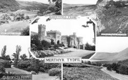 Merthyr Tydfil, Composite c.1960