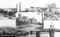 Merthyr Tydfil, Composite c.1965