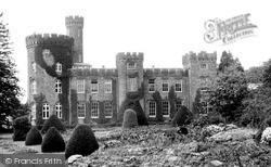 Merthyr Tydfil, Cyfarthfa Castle c.1955