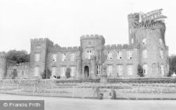 Merthyr Tydfil, Cyfarthfa Castle Grammar School c.1960