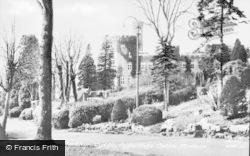 Merthyr Tydfil, Cyfarthfa Castle Museum c.1955