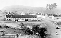 Merthyr Tydfil, Gellideg Estate c.1955