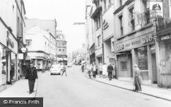 Merthyr Tydfil, High Street c.1965