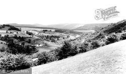 Merthyr Tydfil, Taf Fechan Valley And Pontsticill c.1965