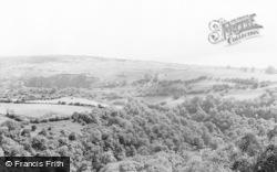 Merthyr Tydfil, Taf Fechan Valley c.1965