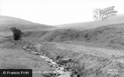 Merthyr Tydfil, The Brecon Beacons c.1960