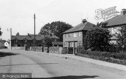 Messingham, Butterwick Road c.1955
