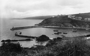 Mevagissey, Chapel Point 1924