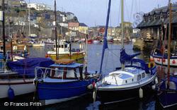 Mevagissey, Fishing Boats 1998