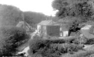 Mevagissey, Heligan Mill 1898