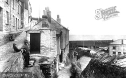 Mevagissey, Up Along 1924