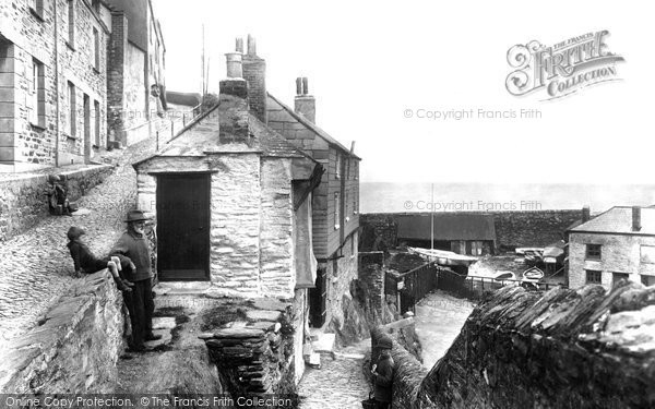 Photo of Mevagissey, Up Along and Down Along 1924