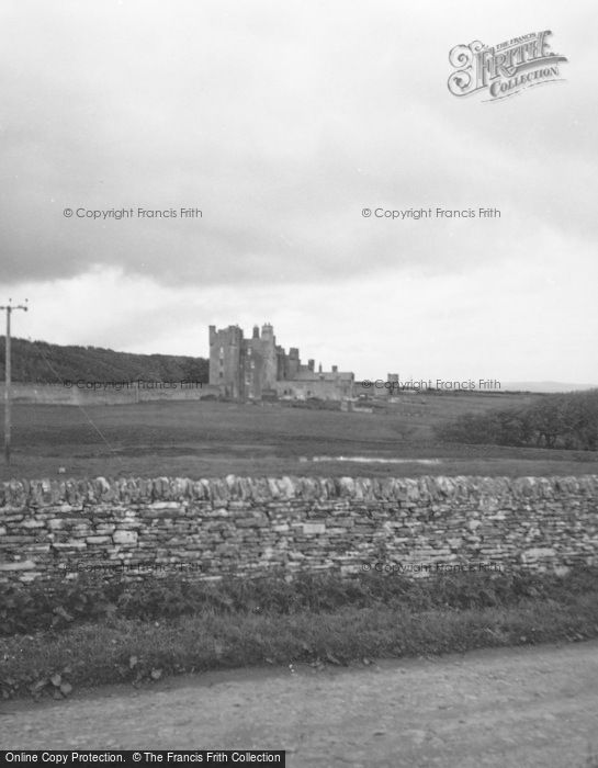 Photo of Mey, The Castle Of Mey 1952