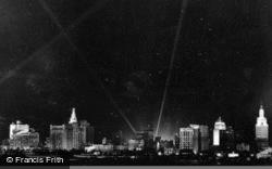 At Night c.1930, Miami