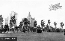 Bayfront Park c.1930, Miami
