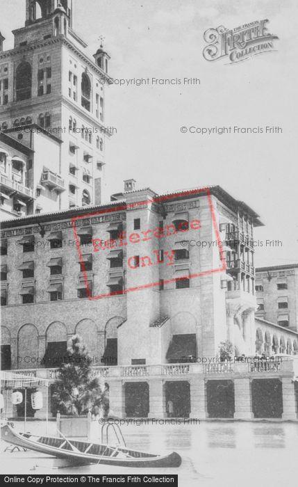 Photo of Miami, Coral Gables, Biltimore Hotel c.1930