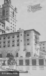 Coral Gables, Biltimore Hotel c.1930, Miami