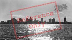 Evening View c.1930, Miami