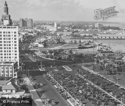 From Everglades Hotel c.1930, Miami