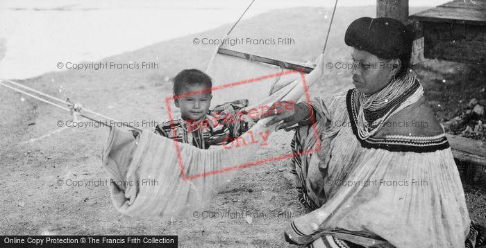 Photo of Miami, Musa Isle, Seminole Chief's Son c.1935
