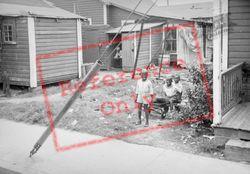 Overtown Houses 1936, Miami