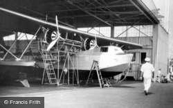 Pan Am Airport, Consolidated Commodore c.1930, Miami