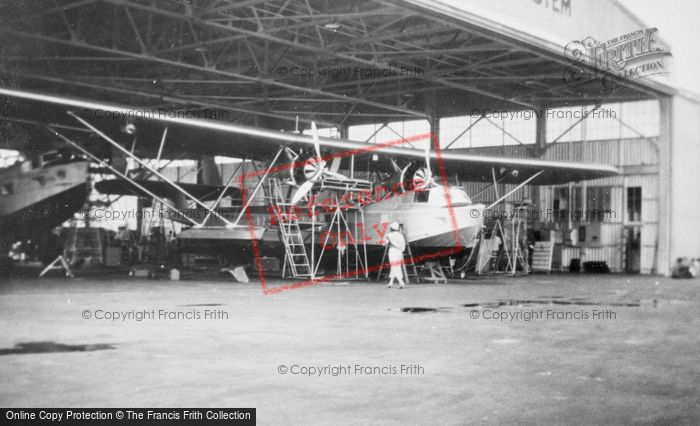 Photo of Miami, Pan American Airport, Consolidated Commodore c.1930