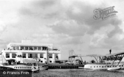 Pan American Airport, Giant And Baby Clippers c.1930, Miami