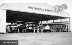 Pan American Airways Hanger c.1930, Miami