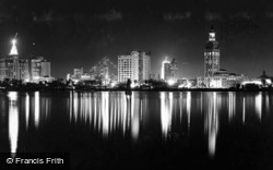 The Million-Dollar Skyline c.1930, Miami